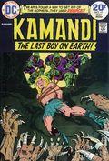 Kamandi (1972) Mark Jewelers 17MJ