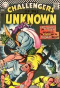 Challengers of the Unknown (1958 DC 1st Series) 57