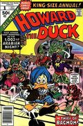 Howard the Duck (1976 1st Series) Annual 1