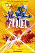 Amulet GN (2008- Scholastic Press) 8-1ST