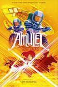 Amulet HC (2008- Scholastic Graphix) 8-1ST