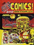Best American Comics HC (2018 Houghton Mifflin) 1-1ST