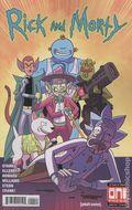 Rick and Morty (2015 Oni Press) 42A