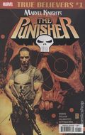 True Believers Punisher By Ennis and Dillon (2018 Marvel) 1