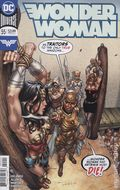 Wonder Woman (2016 5th Series) 55A