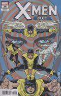 X-Men Blue (2017) 36B
