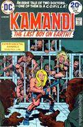 Kamandi (1972) Mark Jewelers 16MJ