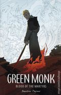 Green Monk Blood of Martyrs TPB (2018 Image) 1-1ST