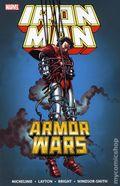 Iron Man Armor Wars TPB (2018 Marvel) 3rd Edition 1-1ST