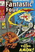 Fantastic Four (1961 1st Series) Mark Jewelers 111MJ