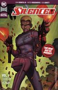 Silencer TPB (2018-2019 DC) The New Age of Heroes 1-1ST