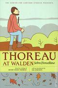 Thoreau at Walden GN (2018 Disney/Hyperion) 1-1ST