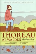 Thoreau at Walden HC (2018 Disney/Hyperion) 2nd Edition 1-1ST