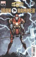 Infinity Warps Iron Hammer (2018 Marvel) 1A