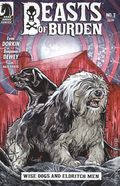 Beasts of Burden Wise Dogs and Eldritch Men (2018 Dark Horse) 2A