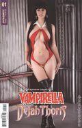 Vampirella Dejah Thoris (2018 Dynamite) 1E