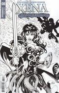 Xena Warrior Princess (2018 Dynamite) 8C