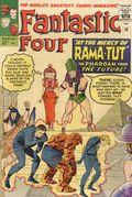 Fantastic Four (1961 1st Series) UK Edition 19UK
