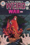 Weird War Tales (1971 DC) Mark Jewelers 24MJ