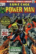 Power Man and Iron Fist (1972) Mark Jewelers 17MJ
