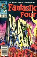 Fantastic Four (1961 1st Series) Canadian Price Variant 280