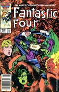 Fantastic Four (1961 1st Series) Canadian Price Variant 290