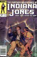 Further Adventures of Indiana Jones (1983) Canadian Price Variant 24