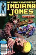Further Adventures of Indiana Jones (1983) Canadian Price Variant 30
