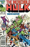 Incredible Hulk (1962-1999 1st Series) Canadian Price Variant 321