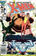 Uncanny X-Men (1963 1st Series) Canadian Price Variant 206