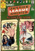 Justice League of America (1960 1st Series) 85