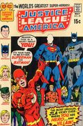 Justice League of America (1960 1st Series) 89