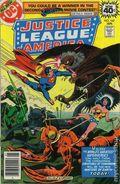 Justice League of America (1960 1st Series) Mark Jewelers 162MJ