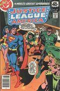 Justice League of America (1960 1st Series) Mark Jewelers 167MJ