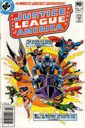 Justice League of America (1960 1st Series) Mark Jewelers 170MJ