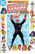 Justice League of America (1960 1st Series) 209