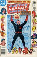 Justice League of America (1960 1st Series) Mark Jewelers 209MJ