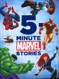 5-Minute Marvel Stories HC (2012-2019 Marvel Press) 2012-1ST
