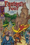 Fantastic Four (1961 1st Series) 84