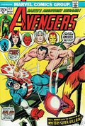 Avengers (1963 1st Series) Mark Jewelers 117MJ