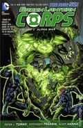 Green Lantern Corps TPB (2013-2015 DC Comics The New 52) 2-REP