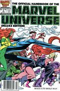 Official Handbook of the Marvel Universe Deluxe Edition (1985-1988 Marvel) Canadian Price Variant 8