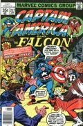 Captain America (1968 1st Series) 217PIZ