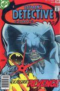 Detective Comics (1937 1st Series) Mark Jewelers 474MJ