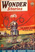 Wonder Stories (1930-1936 Stellar/Continental) Pulp 1st Series Vol. 6 #9