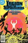 Legion of Super-Heroes (1980 2nd Series) Mark Jewelers 291MJ