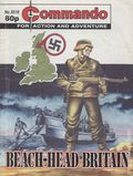 Commando for Action and Adventure (1993 UK) 3510