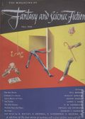 Magazine of Fantasy and Science Fiction (1949-Present Mercury Publications) Vol. 1 #4
