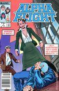 Alpha Flight (1983 1st Series) Canadian Price Variant 7