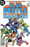 Blue Beetle (1986 DC 1st Series) Canadian Price Variant 3